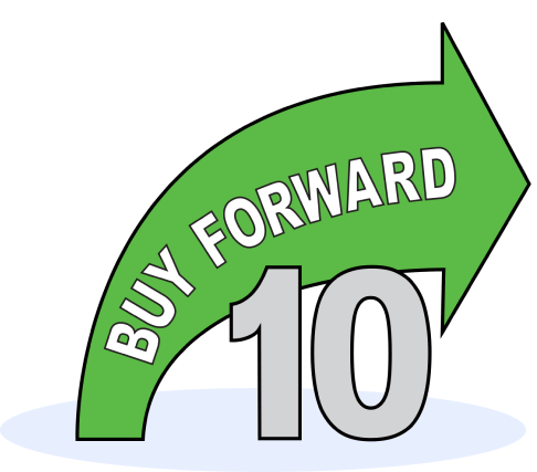 Buy it forward Logo
